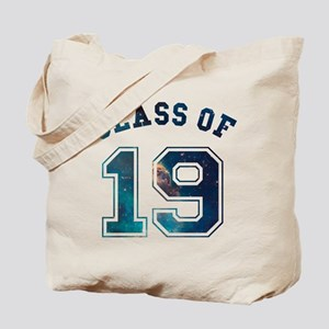 Class of 19 Space Tote Bag