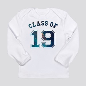 Class of 19 Space Long Sleeve T-Shirt