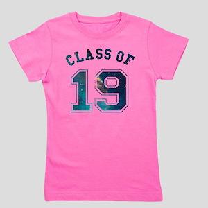 Class of 19 Space Girl's Tee
