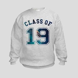 Class of 19 Space Sweatshirt