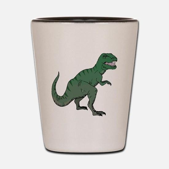 Dino Shot Glass