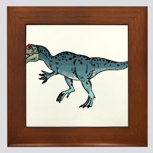 Dinosaur Designs Framed Tile