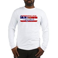 American Infidel T-shirts, Ap Long Sleeve T-Shirt