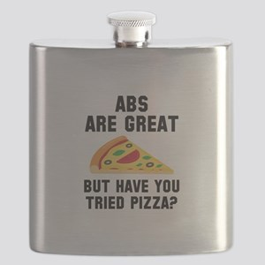 Abs Are Great Flask