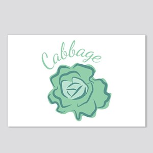 Cabbage Head Postcards (Package of 8)