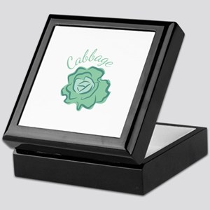 Cabbage Head Keepsake Box