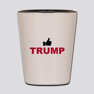 Trump Shot Glass