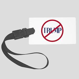 Trump Large Luggage Tag