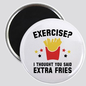 Exercise? Magnet
