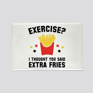 Exercise? Rectangle Magnet