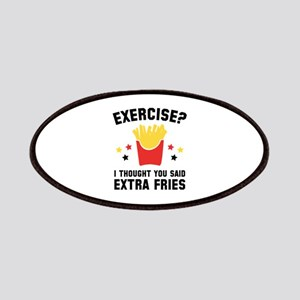 Exercise? Patches