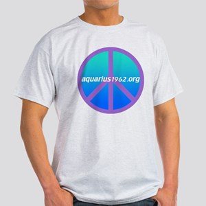 aquarius1962.org PEACE Light T-Shirt