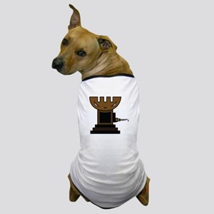 Chess Pawn Dog T-Shirt