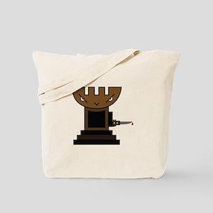 Chess Pawn Tote Bag