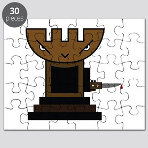 Chess Pawn Puzzle