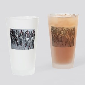Women Power Drinking Glass