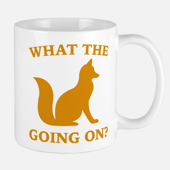 What The Fox Going On? Mug