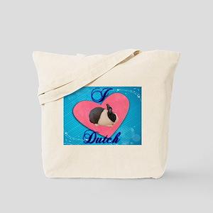 I heart Dutch Tote Bag