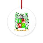 Mejias Round Ornament
