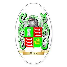 Mejia Sticker (Oval)