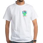 Meister White T-Shirt