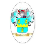Meister Sticker (Oval 10 pk)
