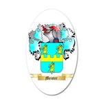 Meister 20x12 Oval Wall Decal
