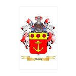 Meiry Sticker (Rectangle 10 pk)