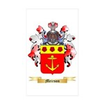 Meirson Sticker (Rectangle 50 pk)