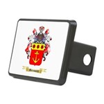 Meirowitch Rectangular Hitch Cover