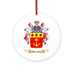 Meirovitz Round Ornament