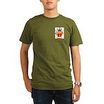 Meirovic Organic Men's T-Shirt (dark)