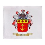 Meirov Throw Blanket