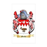 Meikle Sticker (Rectangle 10 pk)