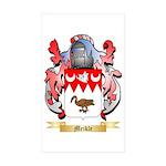 Meikle Sticker (Rectangle 50 pk)