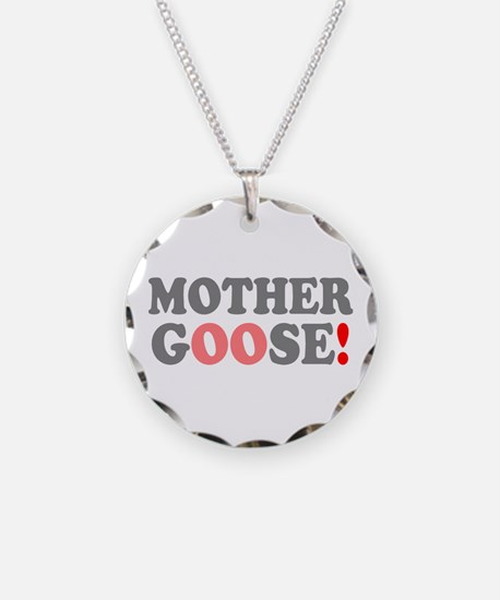 MOTHER GOOSE! - Necklace