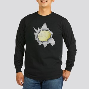 Volleyball Hole Long Sleeve T-Shirt