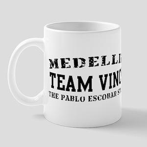 Team Vince - Medellin Mug