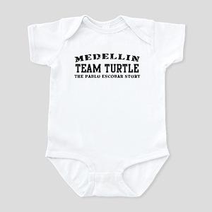 Team Turtle - Medellin Infant Bodysuit
