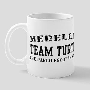 Team Turtle - Medellin Mug