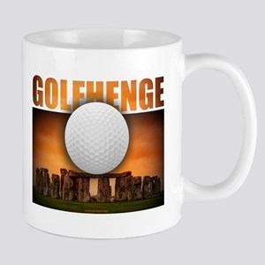 Golf - Golfhenge Mugs