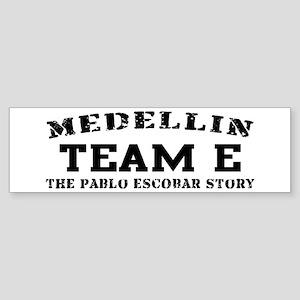 Team E - Medellin Bumper Sticker