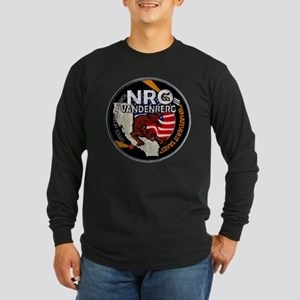 Office of Space Launch Long Sleeve Dark T-Shirt