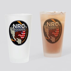 Office of Space Launch Drinking Glass