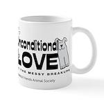 Unconditional Love Mug Mugs