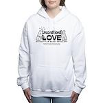 Unconditional Love Women's Hooded Sweatshirt