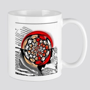 Sketchy art Mugs