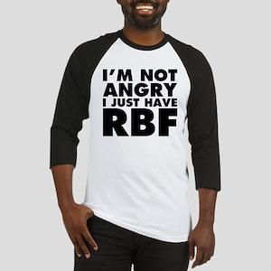 I Have RBF Baseball Jersey
