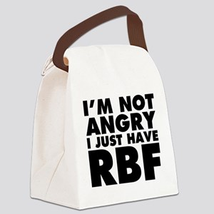 I Have RBF Canvas Lunch Bag