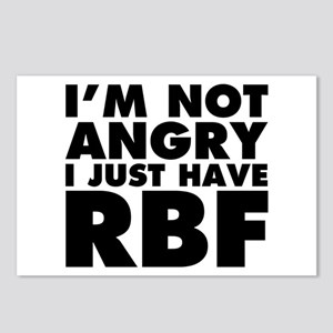 I Have RBF Postcards (Package of 8)
